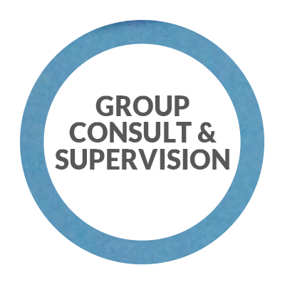 Group consultation and supervision